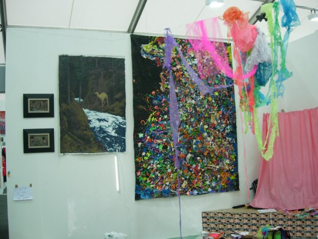 From Frieze Art Fair London: the developement of the Appetite project